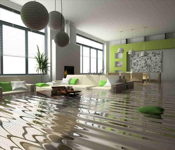 Water Damage Cowlitz County 24 Hour Emergency Water Damage Service